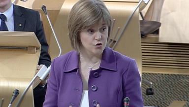 Nicola Sturgeon: Deputy First Minister