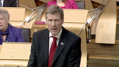 Kenny MacAskill: The justice secretary will make a statement in parliament on Wednesday.