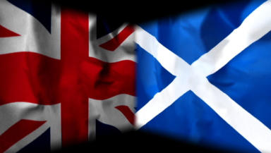 Scottish independence: 21% said they were undecided on the issue.