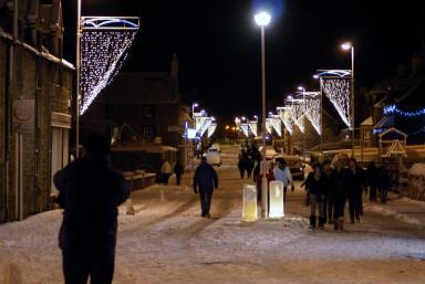 Lossie's Christmas Lights