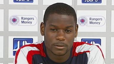 Rangers' Maurice Edu makes racism claim