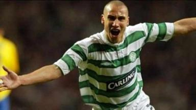 Celtic legend Larsson bows out on emotional night