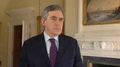 Prime Minister: Gordon Brown succeeded Tony Blair in 2007.