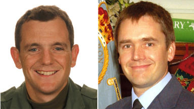 Tornado pilots remembered as Leuchars squadron disbands