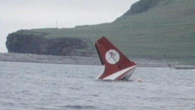 Sumburgh air disaster remembered