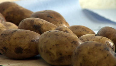 Potato industry event held in Angus