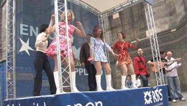 Edinburgh Festival's funniest joke revealed