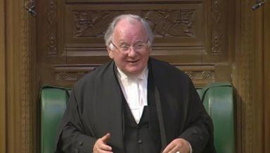 Michael Martin awarded peerage