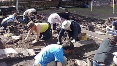 Significant medieval discoveries in Angus