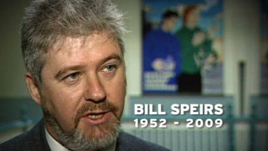Tributes paid to trade unionist Bill Speirs
