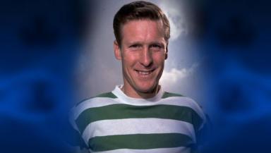 Billy McNeill: Celtic legend.