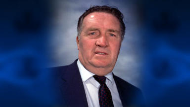 The boss: the Tartan Army chose Jock Stein as their manager