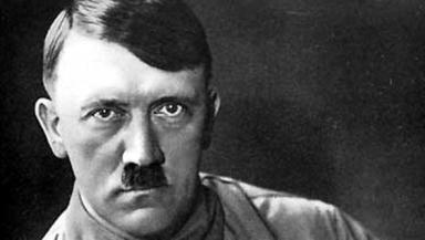 Hitler was 'German football coach'