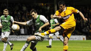 Motherwell vs Hibernian: Match Report