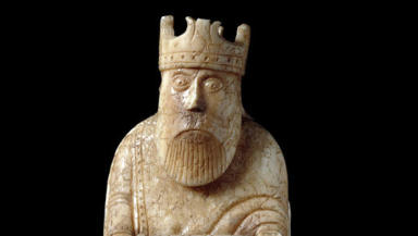 Lewis chessmen may have been from different game