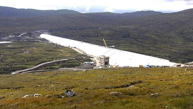 Power station offline until 2011