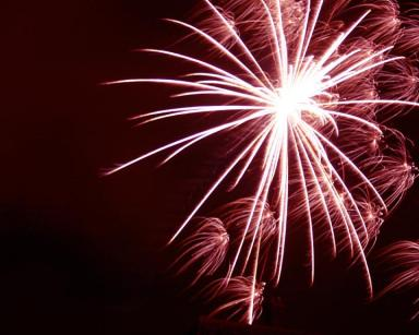 Weather Blether - Glasgow Fireworks