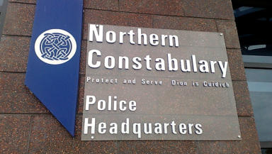 Northern Constabulary constable suspended
