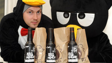 Scots brewery release 'world's strongest beer'