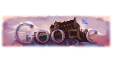 Google changes iconic logo for St Andrew's Day
