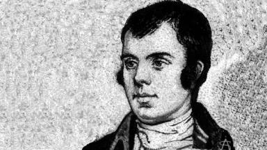 Robert Burns voted Greatest Scot