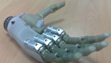 Bionic fingers unveiled by Scottish scientists