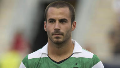 Staying behind: Marc Crosas is not on Celtic's squad list for their Europa League ties with Utrecht.