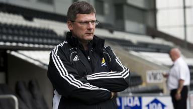 Craig Levein has been at pains to talk down Scotland's chances of a rout against Liechtenstein.