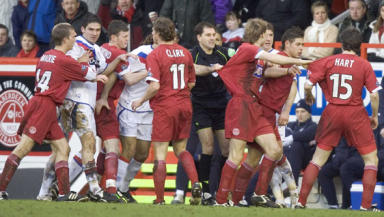 Emotions often run high when Aberdeen face Rangers but is it based on past events or a big game atmosphere?