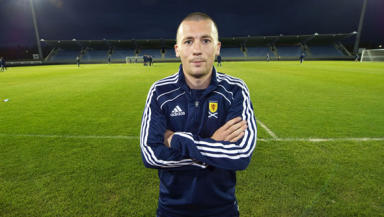 Caddis eager for Scotland Under-21 swan song