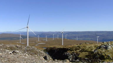 Villagers to pay millions for wind farm
