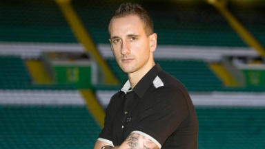 John Kennedy has been working as a Celtic scout since retiring through injury.