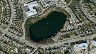 Big Hole: Source of Aberdeen's granite.