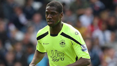 Olivier Kapo has joined Celtic until June 2012 but the SPL club have retained the right to end the deal early.