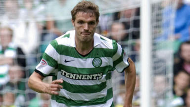 I will not be moved: Jos Hooiveld says he won't blow his chance at a regular starting place for Celtic.