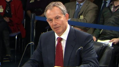 Iraq Inquiry: Tony Blair defended decision to invade