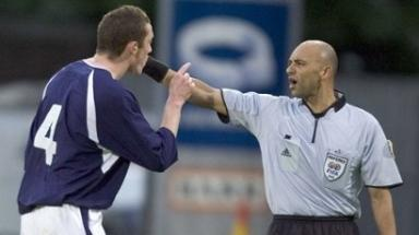 Chris Lautier will now referee Hibernian v St Johnstone on Saturday, after his Scottish Cup appointment was postponed.