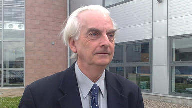 E-coli Centre: Prof Hugh Pennington worked at lab in 1970s.