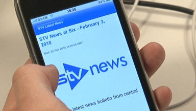 The new STV iPhone app is set to launch in March