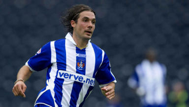Danny Invincible is one of three players released by Kilmarnock as the transfer deadline approaches.