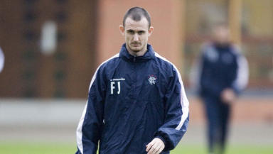 Prove a point: Francis Jeffers endured a difficult spell at Rangers in 2005.