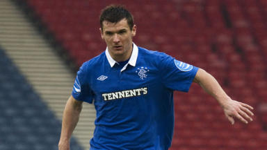 Injury blow: Lee McCulloch as been a regular fixture in Walter Smith's side this season.