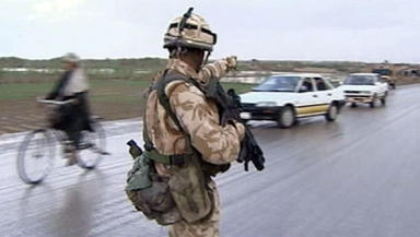 Afghanistan: Military action stepping up.