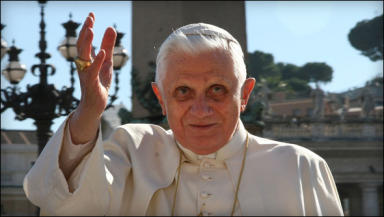Pope Benedict XVI: Scotland visit confirmed.
