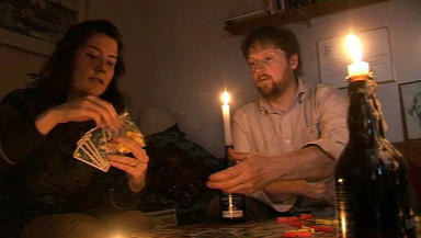 Power Off: Orkney couple living without electricity.