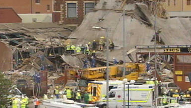 Stockline: Safety changes following 2004 blast