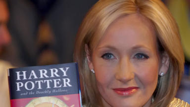 JK Rowling: Author received an OBE 16 years ago.