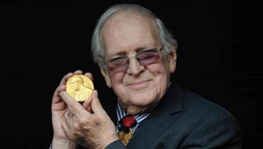 Sir James Black: Nobel Prize winner.