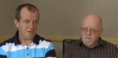Tobin: Michael Hamilton and Ian McNicol unite