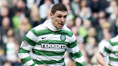 Essex boy: Gary Hooper had been touted with a switch of alliegiance to Scotland.